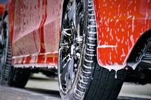 Wheels Of A Car