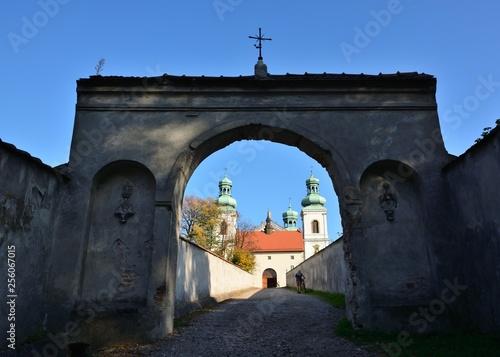 Kraków Bielany. Klasztor kamedułów - fototapety na wymiar