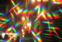 Hologram Prism Abstract Disco ...