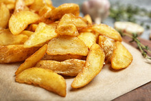 Delicious Baked Potato Wedges ...