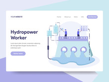 Landing Page Template Of Hydro...