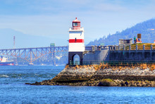 Brockton Point Lighthouse In V...
