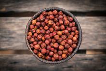 Organic Kampot Dried Red Peppe...