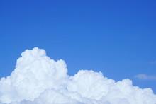 夏の雲(積乱雲)