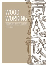 Wood Working Carpentry Tools A...