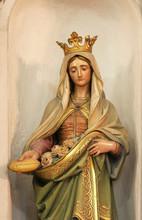 Saint Elizabeth Of Hungary, St...