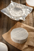 French Soft Camembert