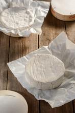 Unpacked Camembert Cheese