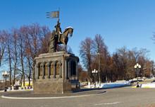 Prince Vladimir And St Theodor...