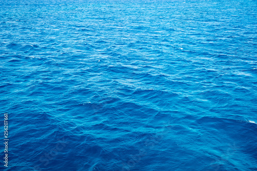Wall Murals Ocean blue swimming pool,background of water in swimming pool.