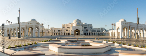 Spoed Foto op Canvas Abu Dhabi Qasr Al Watan, UAE Presidential Palace, Abu Dhabi