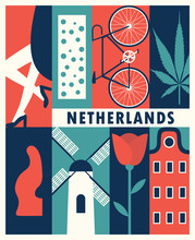 Vector Netherlands Background