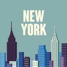 Vector Illustration.New York U...