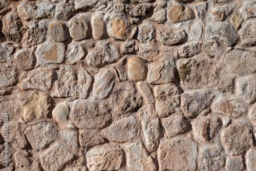 Foto  stone wall exterior