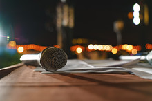 Wireless Event Microphone