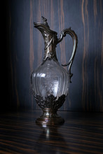An Ancient Jug For Wine Made O...