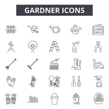 Gardner Line Icons For Web And...