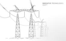 Low Poly High Voltage Power Li...