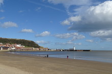 Views Of Scarborough Bay, Including Scarborough Lighthouse