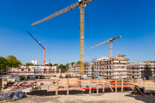 Germany, Stuttgart, New Buildi...