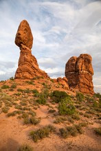 Balanced Rock, Rock Formation,...