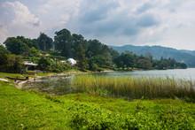 Rwanda, Gysenyi, Lake Kivu