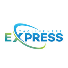 Express Logo Letter