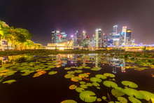 Singapore, Financial District,...