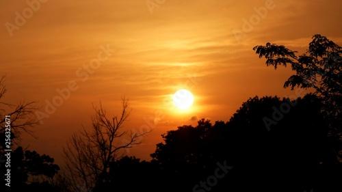 Kentucky Sunrise and Sunset