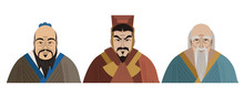 Ancient China Philosophers