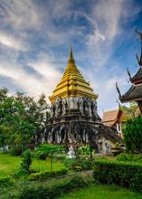 Thailand, Chiang Mai, Chedi