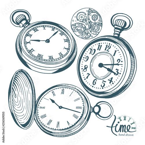 Fotografía Pocket watch