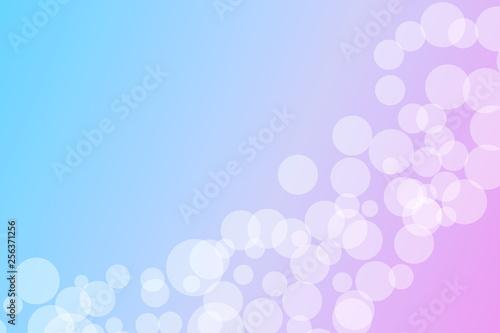 Fototapety, obrazy: Bokeh lights gradient background template