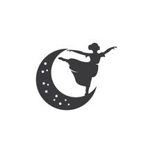 Dance Moon Logo