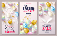 Happy Easter Sale Set Of Cards...