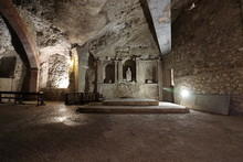 Cagliari, Cripta Di Santa Restituta