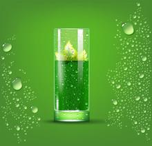 Soda Transparent Glass