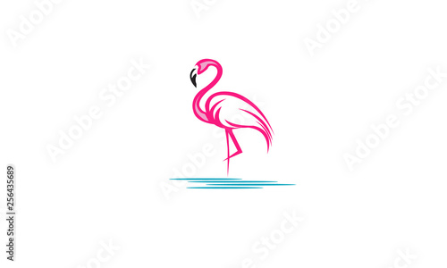 Photo Flamingo-logo