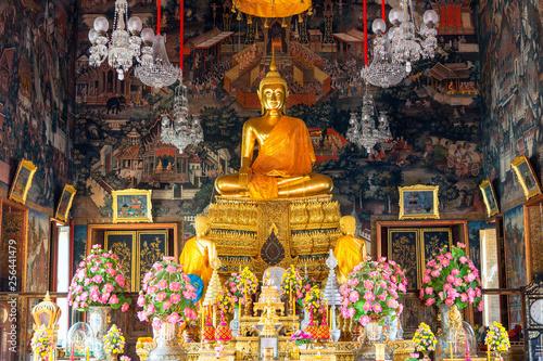 Thailand, Bangkok, Wat Arun Temple Wallpaper Mural