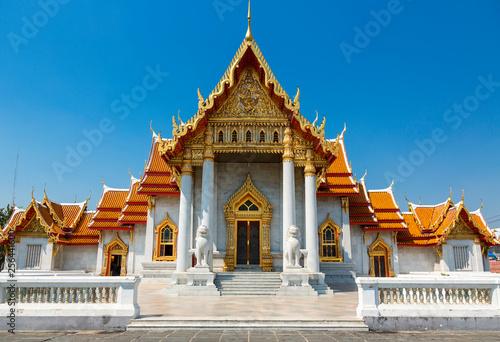 Marble temple, Bangkok Wallpaper Mural