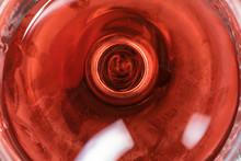 Calice Di Vino Rosato