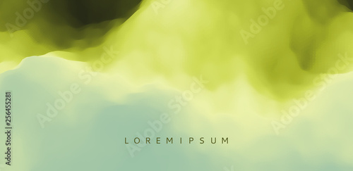 Foto  Abstract background with dynamic effect