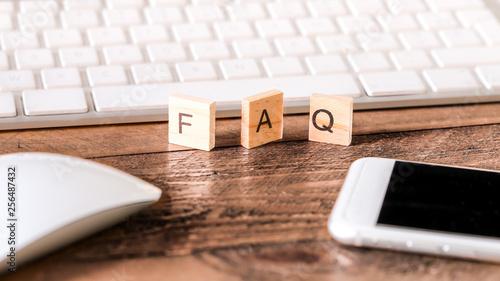Photo Lettres sur pieces en bois : FAQ