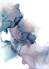 Abstract Alcohol Ink Background