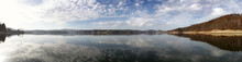 Panorama Of Solina Lake