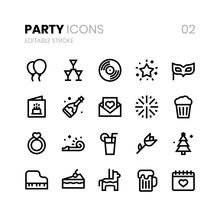 Party Line Icons 02