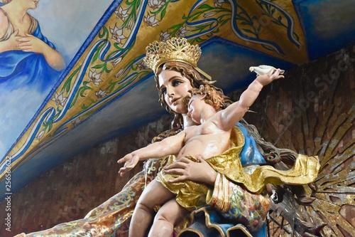 Canvas Prints Imagination Virgen