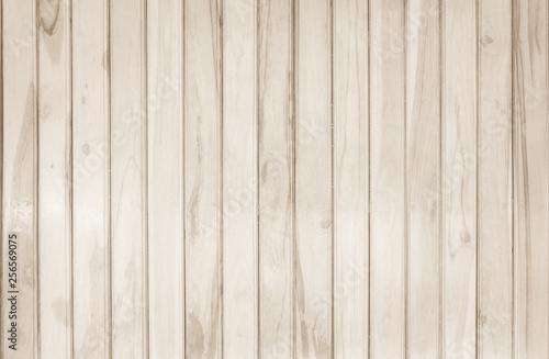 Wood plank brown texture background. wooden wall all antique cracking furniture painted weathered white vintage peeling wallpaper. Plywood or woodwork bamboo hardwoods.