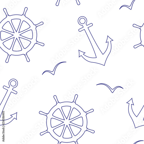 liniowy-morski-wzor