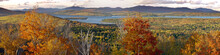 Rangeley Lakes In  The Fall , ...